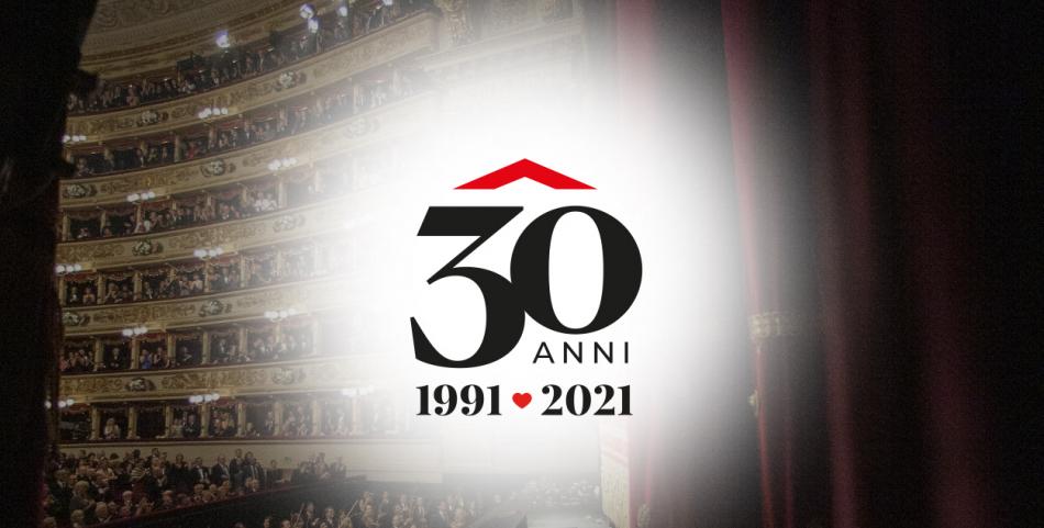 30 anni con Milano per la Scala!