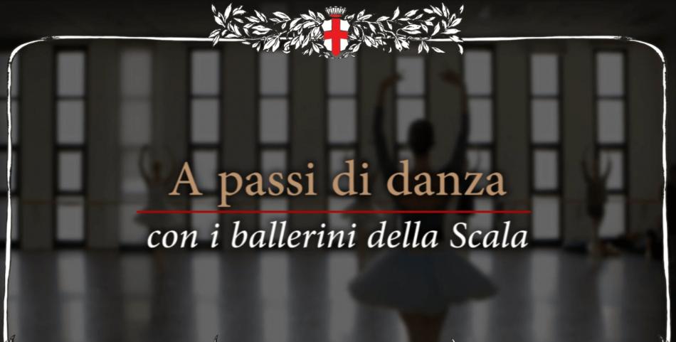 A passi di danza con i ballerini della Scala