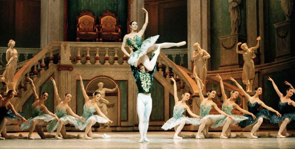 Balletto Serata Grandi Coreografi