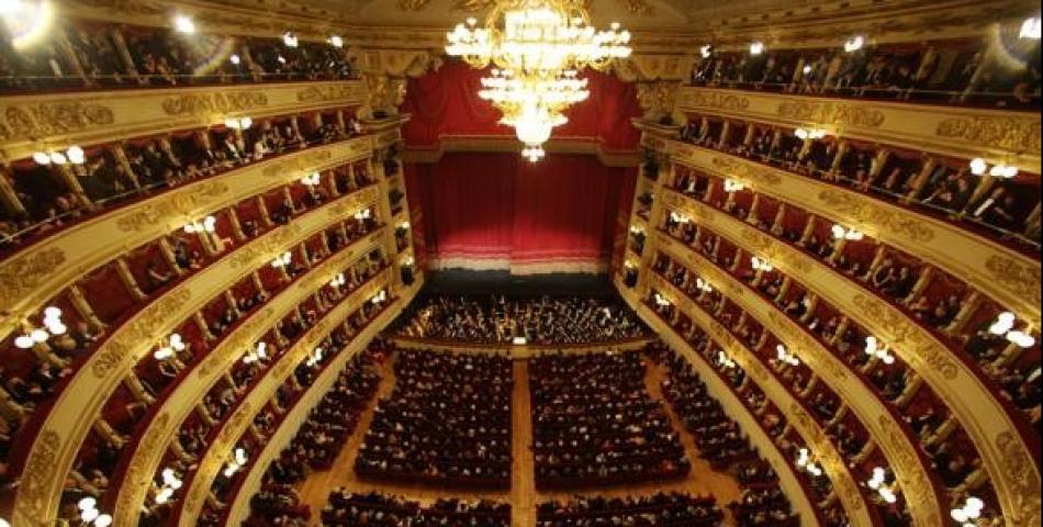 Teatro alla Scala capienza completa