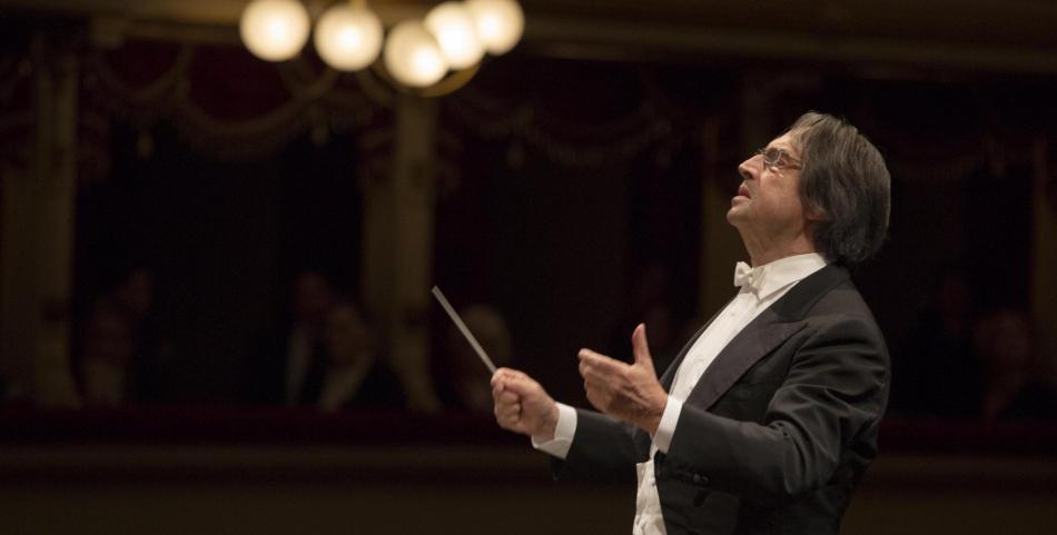 Concerto  Wiener  Philharmoniker  M°Riccardo Muti