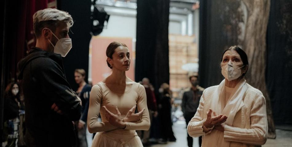 Corpo di Ballo, l'avventura di Giselle alla Scala
