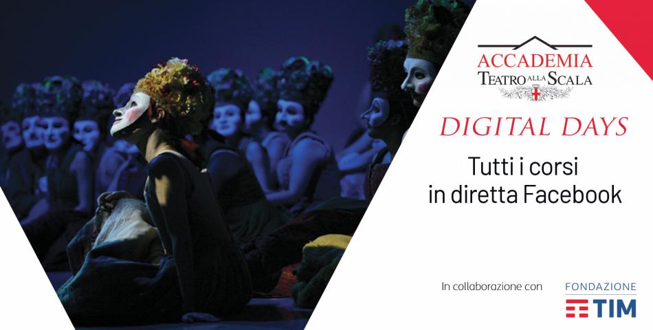 Digital Days Accademia Teatro alla Scala