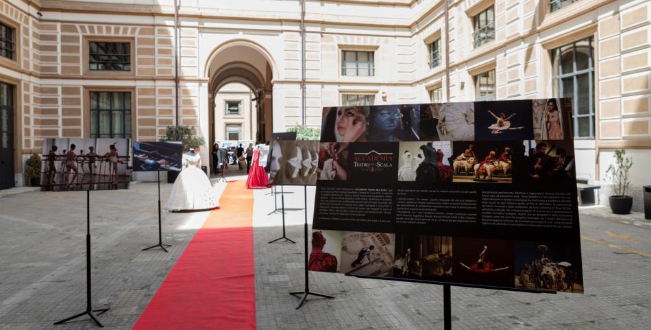 DIGITAL OPEN DAY dell'Accademia Teatro alla Scala
