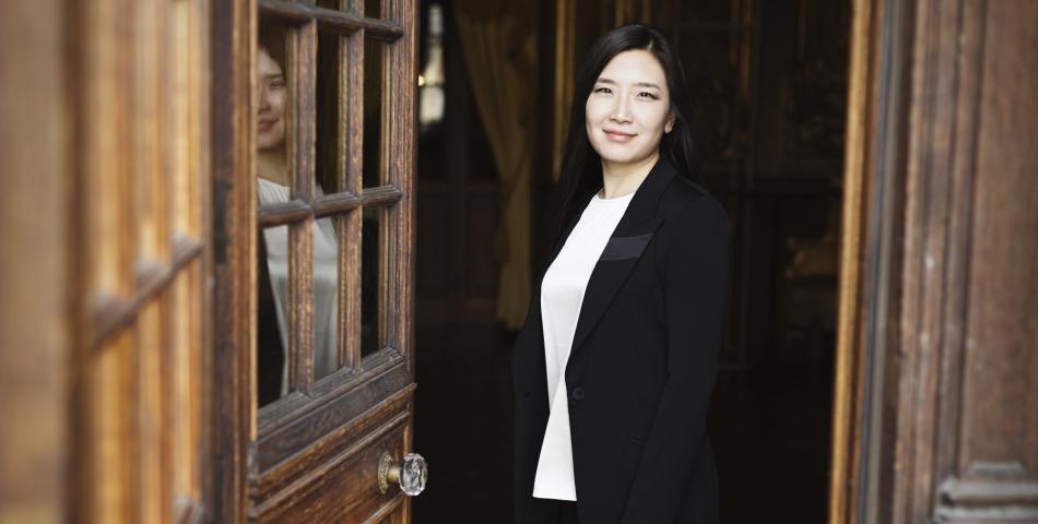 Eun Sun Kim e Fabrizio Meloni  protagonisti del Natale per i più piccoli