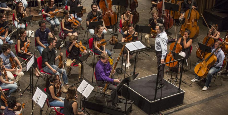 Il giovedì sera su Rai5 le prove del Concerto del M° Muti