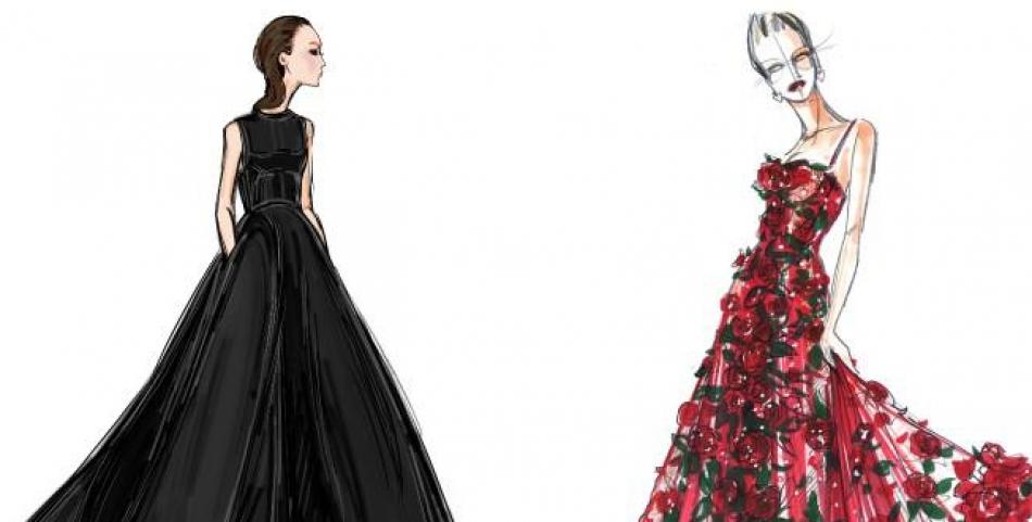 La moda accanto alla Scala il 7 dicembre