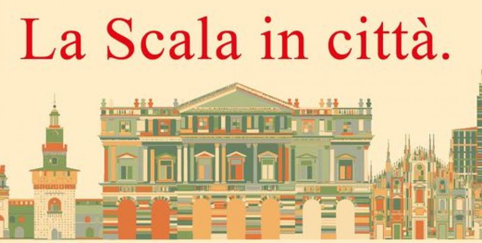 La Scala in città - Modifica Programma del 13 luglio