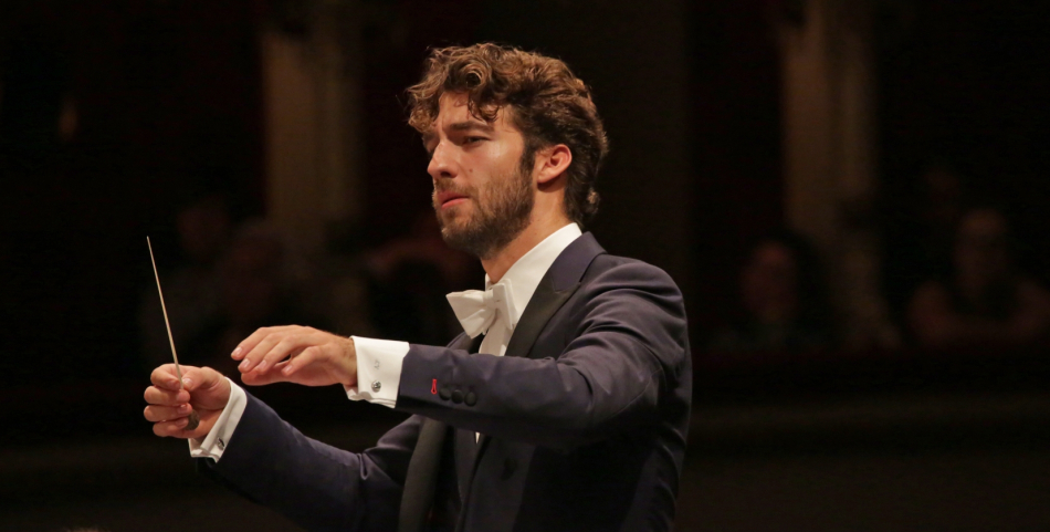 La Sinfonica riparte da Lorenzo Viotti