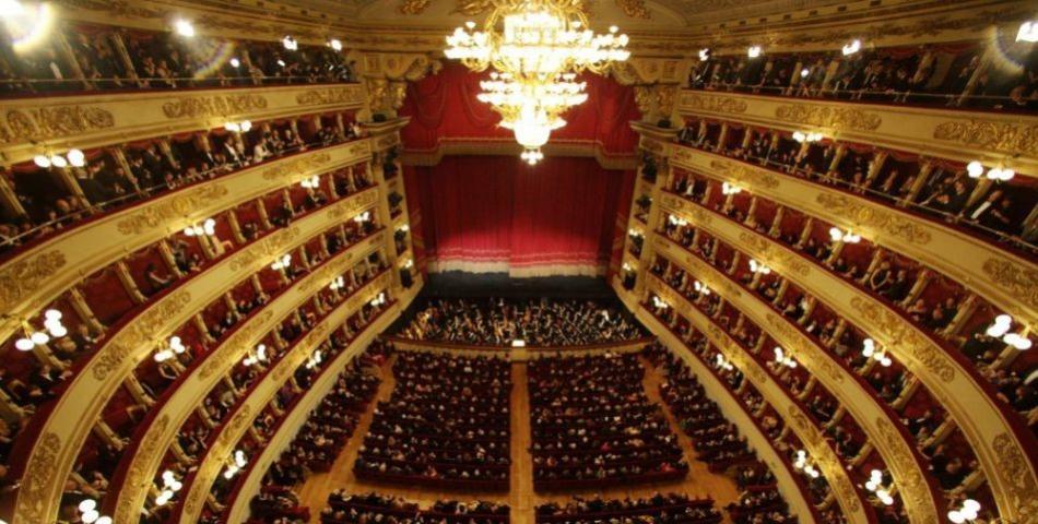Riapertura del Teatro alla Scala