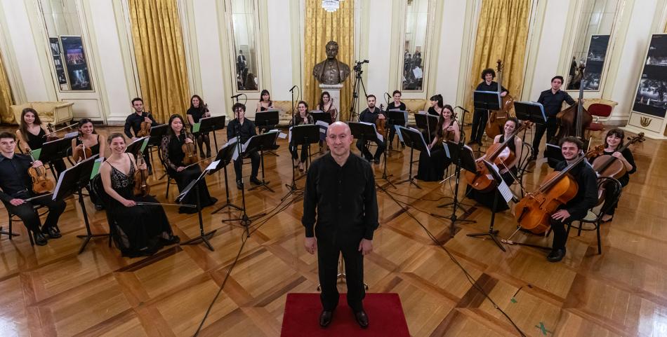 Ensemble Giorgio Bernasconi dell'Accademia Teatro alla Scala