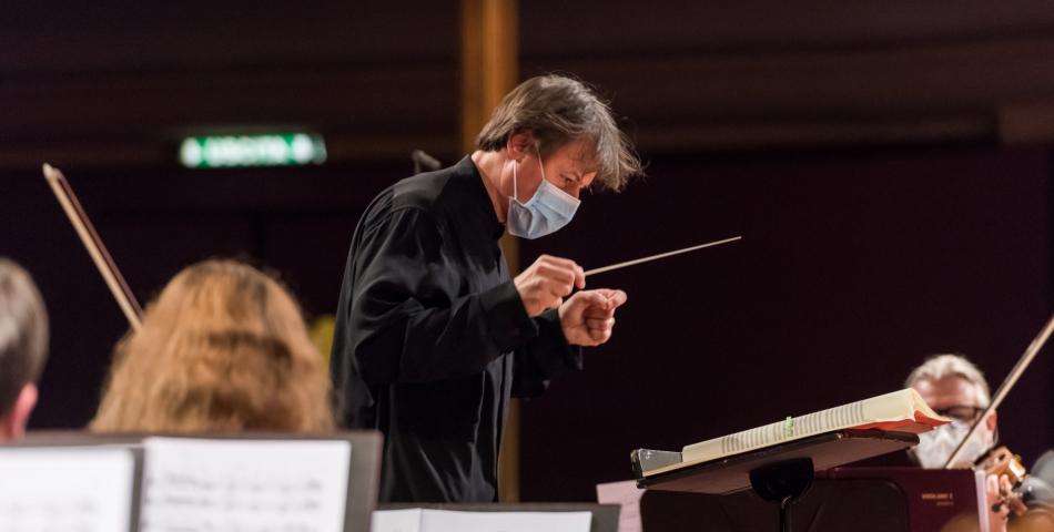 Orchestra Sinfonica Nazionale della RAI diretta dal M° Tito Ceccherini