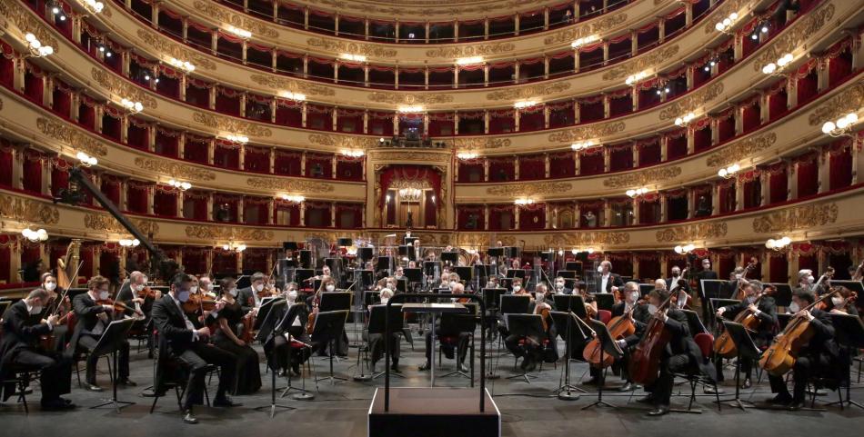 Rai e Teatro alla Scala  portano il 7 dicembre in tutto il mondo