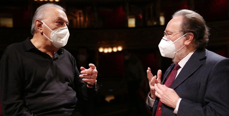 Zubin Mehta non dirigerà Salome. Sostituito da Riccardo Chailly