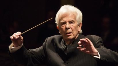 Concerto Coro e Orchestra del Teatro alla Scala - M° Christoph von Dohnányi