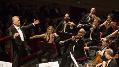 Concerto Filarmonica della Scala - M° Zubin Mehta