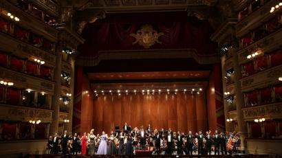 Concerto Istituzionale Accademia Teatro alla Scala