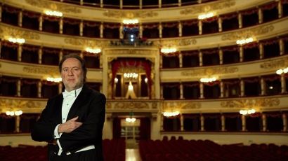Concerto Stagione Sinfonica - M° Riccardo Chailly