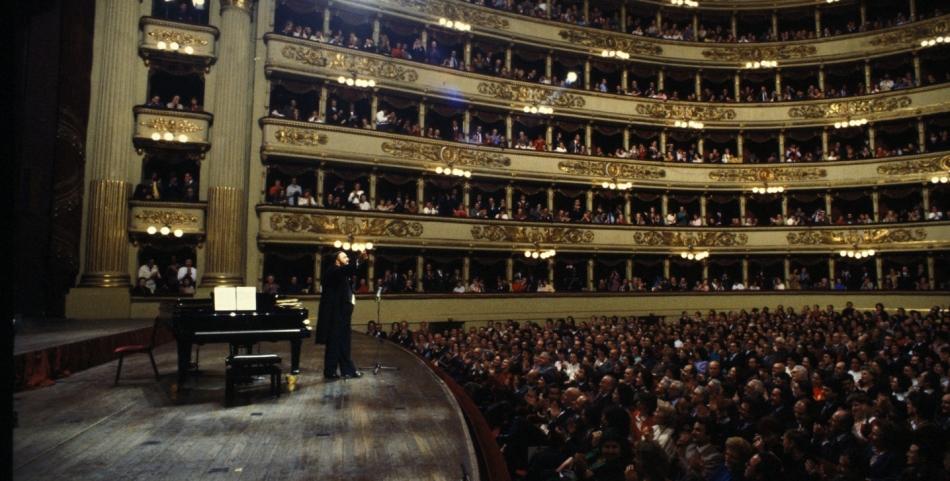 Luciano Pavarotti alla Scala  - 1