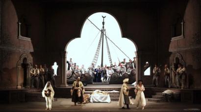 Opera L'italiana in Algeri di Gioachino Rossini
