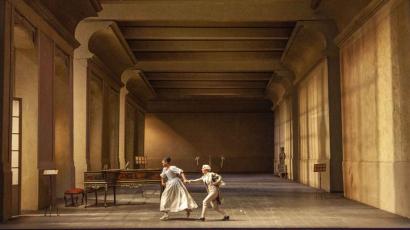 Opera Le nozze di Figaro di W.A. Mozart