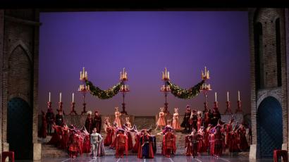 Romeo e Giulietta di Sergej Prokof'ev